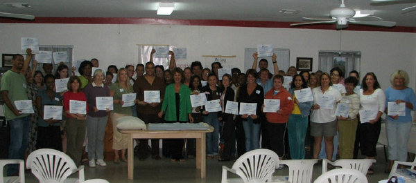 Cayman Islands -BodyTalk Access class 54 students
