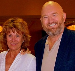 Founder of the BodyTalk System, Dr. Veltheim and Robyn Certified Practitioner and Instructor