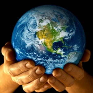 "Our Health and the  Health of our World-- is in ""OUR"" Hands"