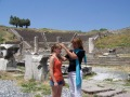 ANcient healing center called Asklepieion. Where Galen taught.