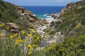 Remote raw natural Ikaria retreats