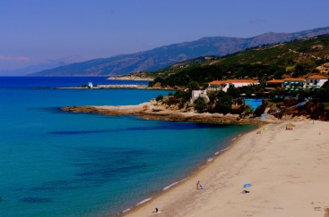 Ikaria's fantastic beaches